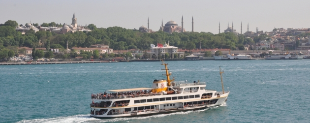 Outstanding View of Bosphorus