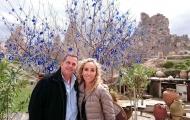 Couple in Cappadocia