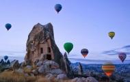 Family tour in Cappadocia