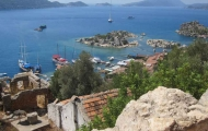 Unique view from Marmaris bay