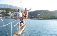 Enjoyable gulet cruise in Marmaris