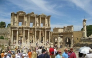 Wonderful trip in Celsus Library