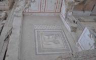 Terrace Houses in Ruins of Ephesus