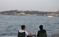 Breathtaking view of Boshporus
