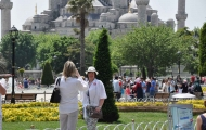 Istanbul Discovery Tour, Blue Mosque Square