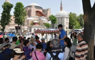 Istanbul Discovery Tour, Hagia Sophia Square