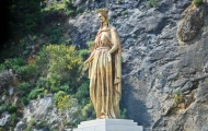Virgin Mary Statue , Ephesus