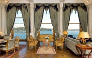 Outstanding inside view of Ciragan Palace