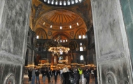 Second gate in Hagia Sophia