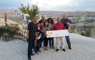 An Enjoyable tour in Cappadocia
