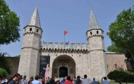 Visiting Topkapi Palace