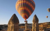 Hot Air Baloon Ride in Cappadocia
