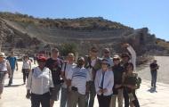 Visiting Ephesus